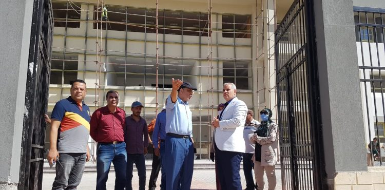 Projects in the New Mansoura City are in Progress