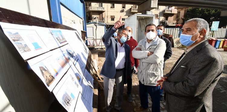 Gov't Follows up on Maspero Triangle
