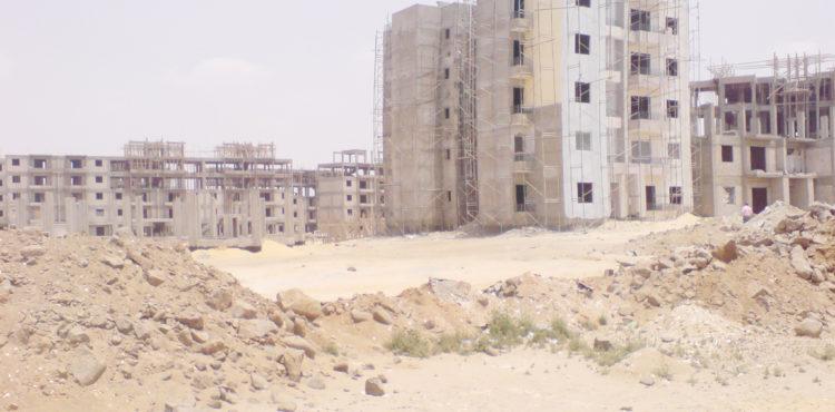 19 Social Housing Buildings in Beni Suef