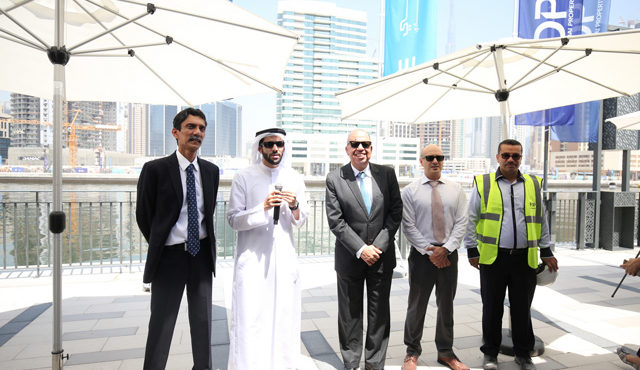 Dubai Properties Begins Work on Marasi Business Bay Marina