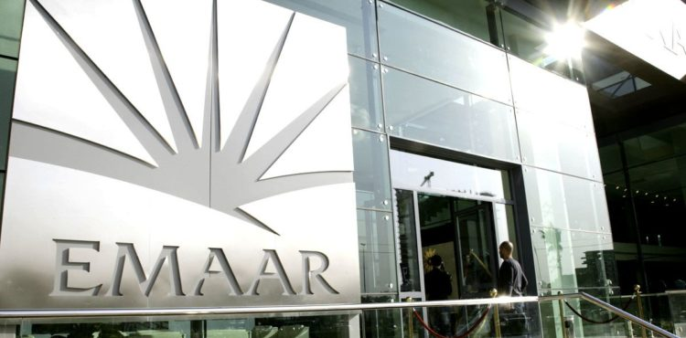 Image result for Emaar and banks