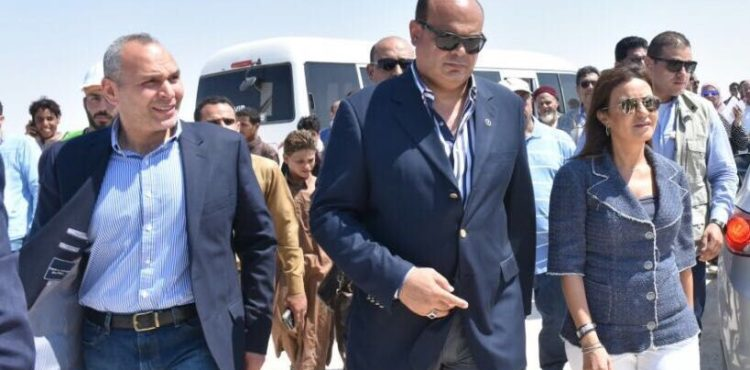 """West of Egypt"" to Host A Billion Dollar Amusement Park"