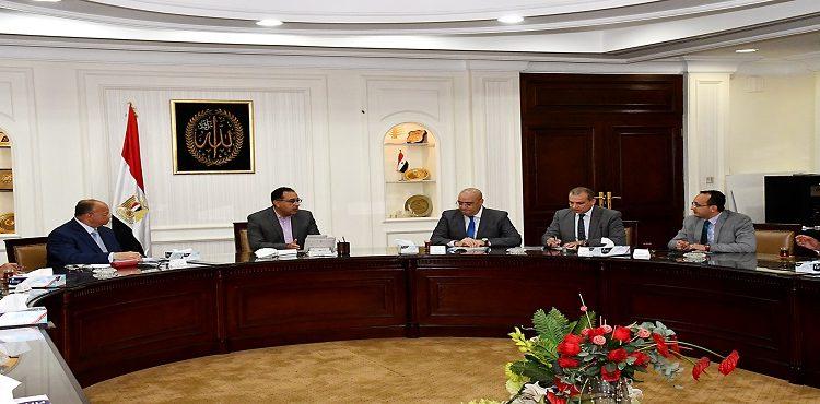 Madbouly Says Developing Maspero Triangle on Priority Agenda