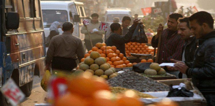 «المركزي للإحصاء»: تراجع معدل التضخم السنوي في مصر
