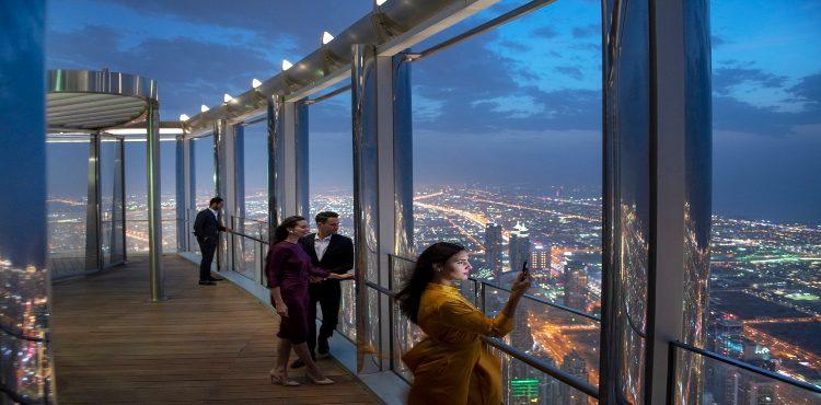 Emaar Uncovers The Lounge at Dubai's Burj Khalifa