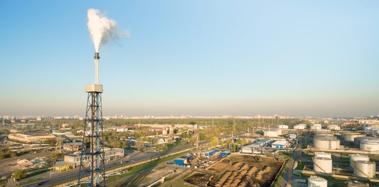 New Generation of Industrial Cities Dependent on Real Estate