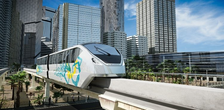 Bombardier-Led Consortium Ideal Bidder for EUR 3 bn Monorail Project