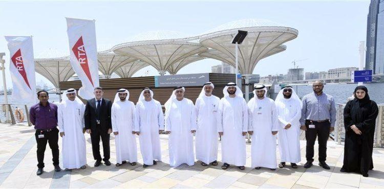 Dubai Opens UAE's 1st Smart Floating Marine Transport Station