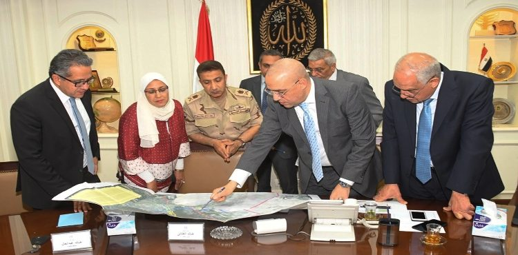 Drawings of Saqqara Development Project to be Ready Before End-June