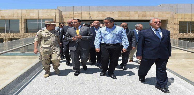 Work in Full Swing at Old Cairo's NMEC: Minister