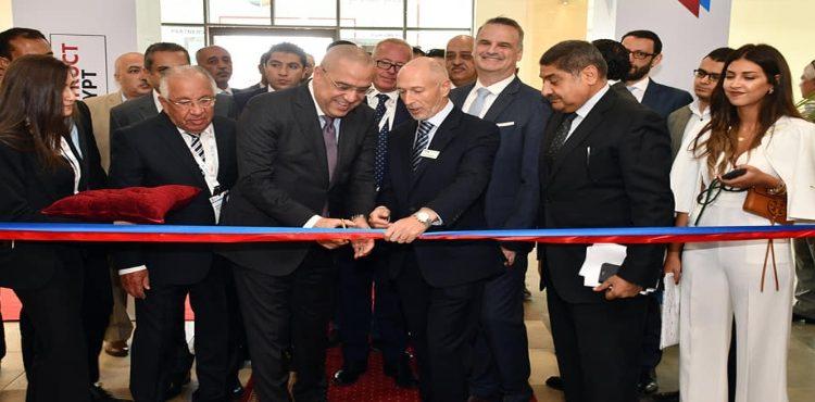 El Gazzar Inaugurates The Big 5 Construct Egypt 2019