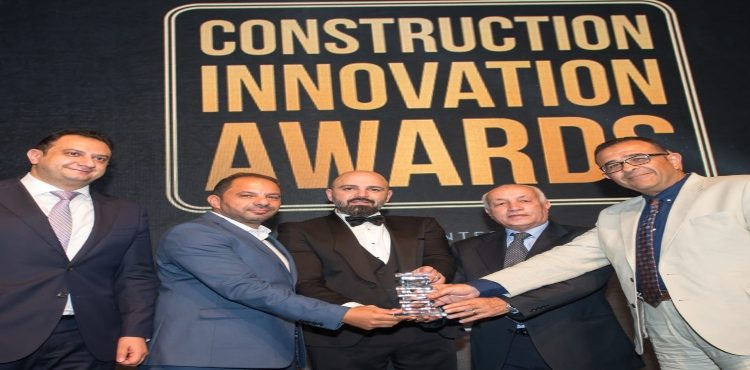 Hassan Allam Holding Wins 'Infrastructure Project of the Year' Award