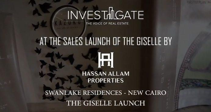 The Giselle Premier release - HAP