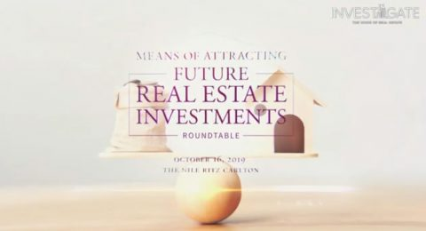 Means of Attracting Future Real Estate Investments roundtable