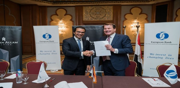 Hassan Allam Gets USD 20 mn EBRD Loan for New Investments