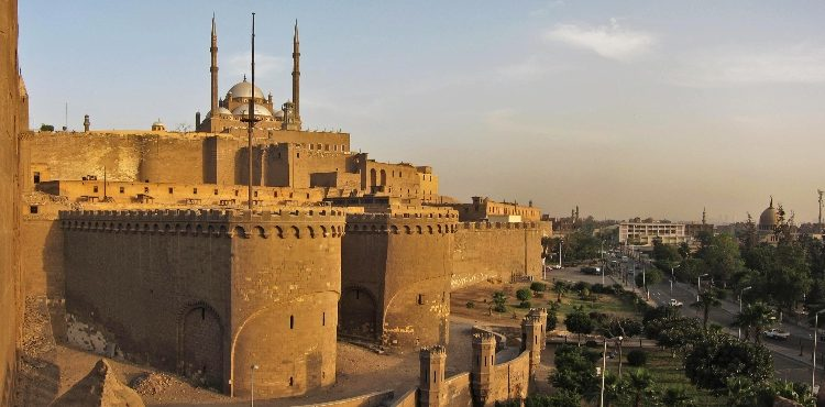 Tharaa Undertakes Old Cairo's Bab El Azab Renovation Works
