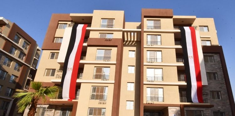 Works Underway on 613 Buildings in New Mansoura