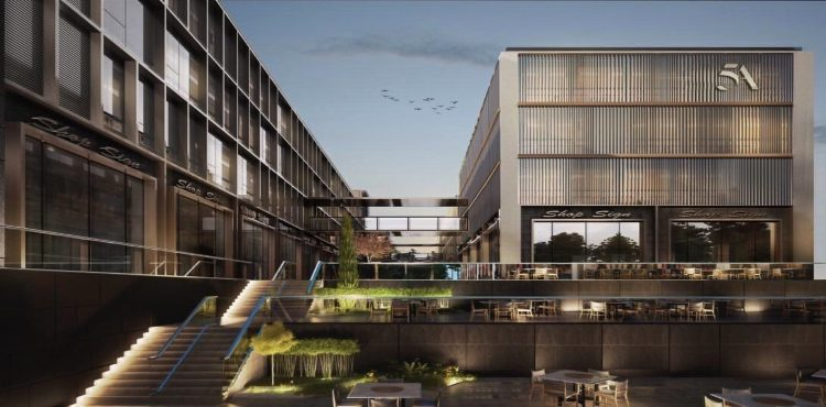 The Waterway Releases EGP 4 bn Business Hub in New Cairo