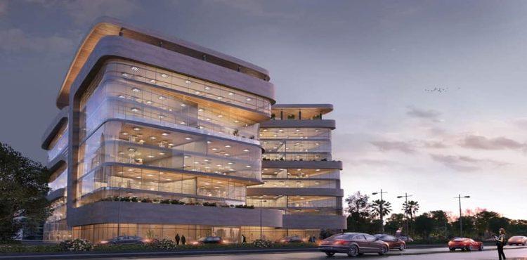 VOW Developments Unveils EGP 1.1 bn Administrative Complex