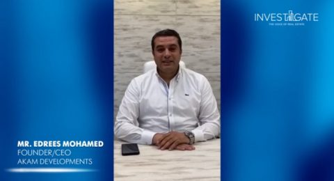 Real Estate Solidarity Against COVID-19 | Mr. Edrees Mohamed – Founder and CEO – Akam Developments