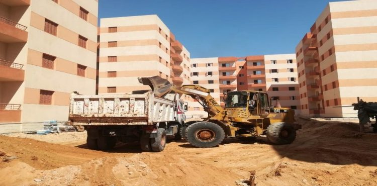 Egypt Implements 1 mn Supportive Housing with Over EGP 200 bn