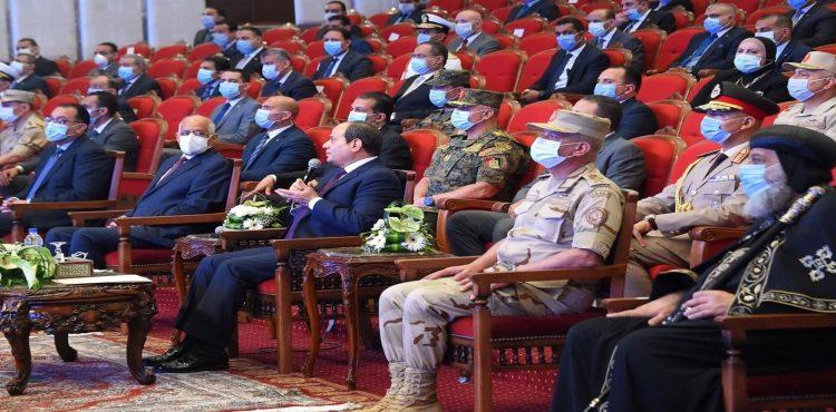 El-Sisi Virtually Inaugurates New Capital, Sphinx Airports