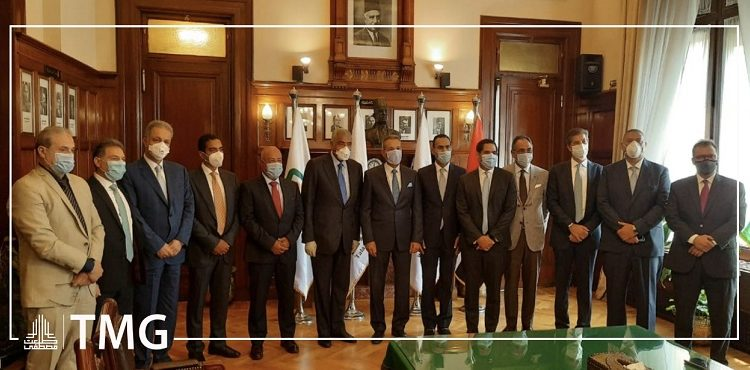 TMG Holding's Unit Partners With 2 Banks for East Cairo Projects