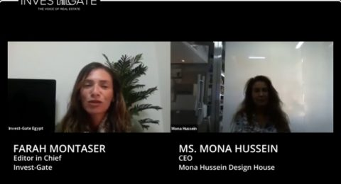 #TheVoiceOfArchitecture | Interview with Mona Hussein CEO of Mona Hussein Design House (MDHD)