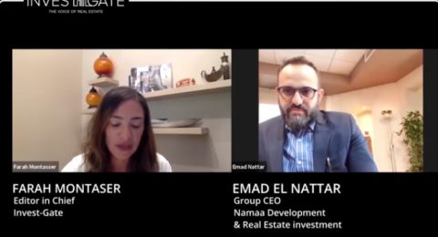 #TheVoiceofArchitecture | Namaa Development & Real Estate Investment Group CEO, Eng. Emad El Nattar
