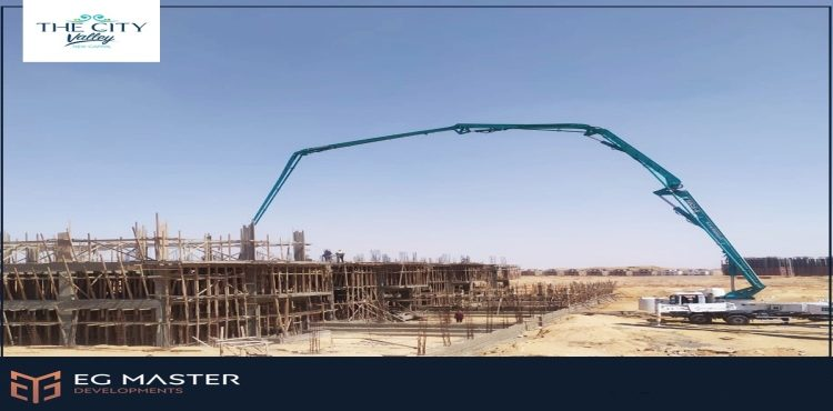 EG Master Constructs 20% of 1st Home Project in NAC