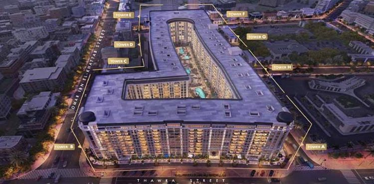Amer Group's Unit Borrows EGP 450 mn for Porto Heliopolis