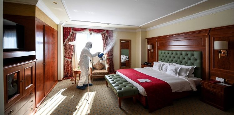 Egypt's Hotels Worst Hit in MENA Region Amid COVID-19: Colliers