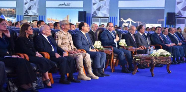 محافظة دمياط تشهد مشروعات قومية وتنموية ضخمة