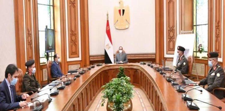 El-Sisi Mandates Addition of 3,300 Housing Units Nationwide