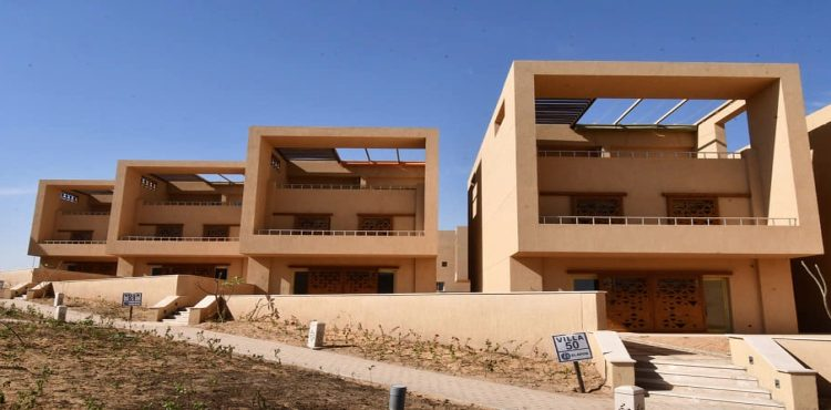 New Aswan Sees 66 Villas Done, 84 Others in Store for Mid-2021