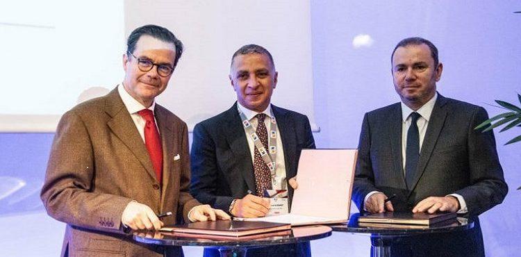 «السويدي للتنمية الصناعية» و«السويدي إليكتريك» يستقبلان وفدًا من وكالة «بيزنس فرانس»