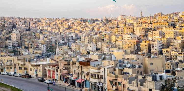 Real Estate Trade Volume in Jordan Dropped by 26% in 2020
