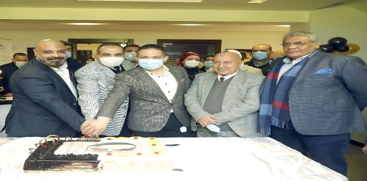 افتتاح مجمع «ONYX»  الطبي باستثمارات 10 ملايين جنيه بالشيخ زايد