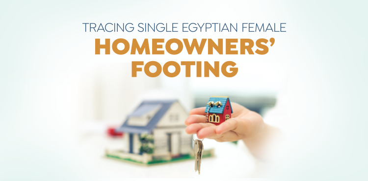 Tracing Single Egyptian Female Homeowners' Footing
