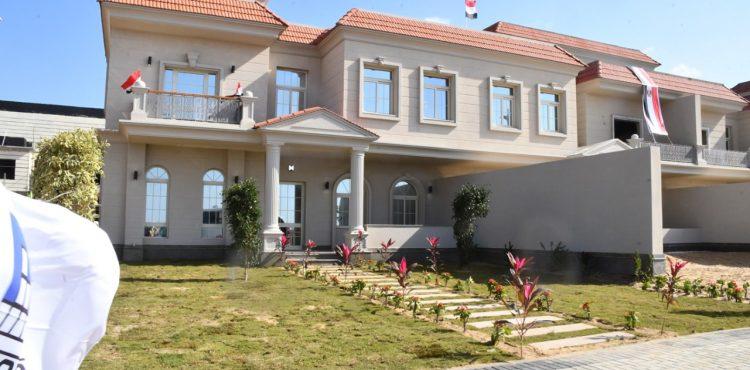 «الإسكان»: 91% نسبة إنجاز وحدات مشروع «JANNA» بالمنصورة الجديدة