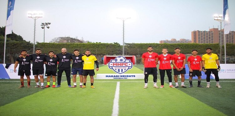 Makadi Heights Hosts Finals of Football Cup from March 18-20