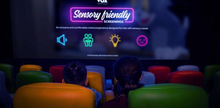VOX Cinemas Launch Sensory Friendly Screenings
