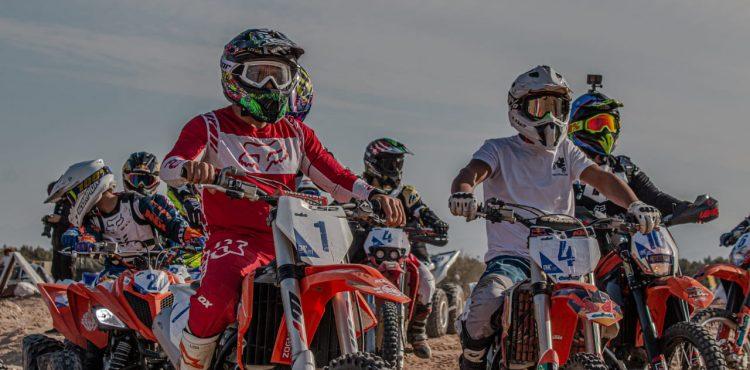 Gouna Hosts Fourth International Motocross Championship