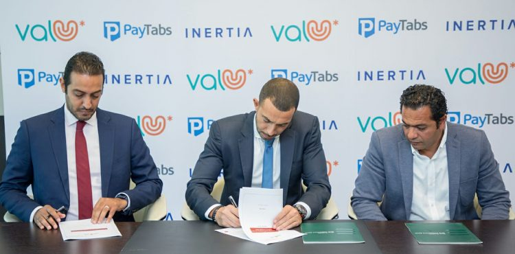 Inertia Partners with Pay tabs & ValU