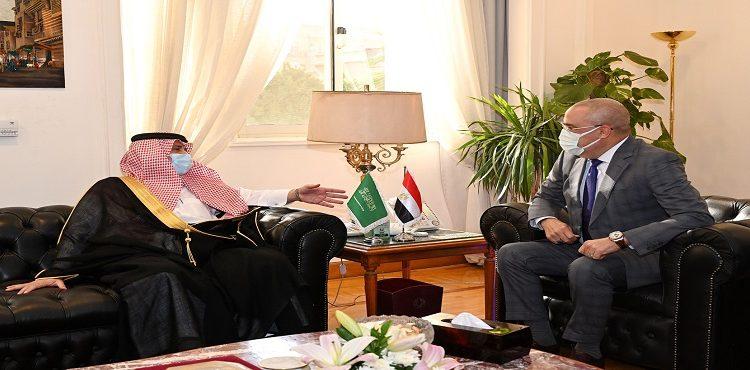 Egypt, Saudi Arabia Explore Potential Investment Opportunities