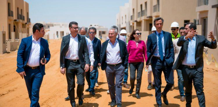 O West by Orascom Development Sells All Units of Hillside Villas' 1st Phase