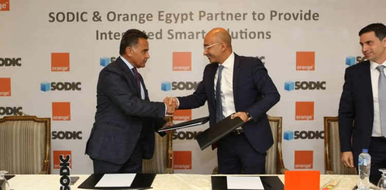 SODIC Partners with Orange Egypt To Provide Smart Solutions Across Projects