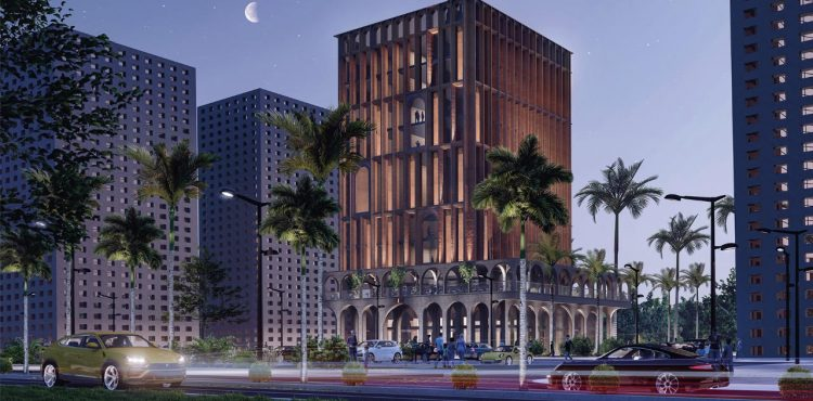 EG Towers Debuts Phase II of EINS Project in NAC