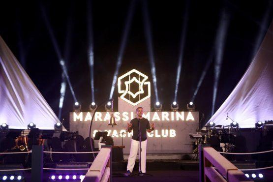 Emaar Misr Inaugurates Marassi Marina and Yacht Club