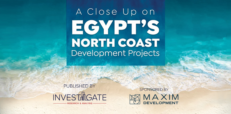 A Close Up on Egypt's North Coast Development Projects